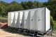 shower trailer sanitary solution events camping place glamping shower bath